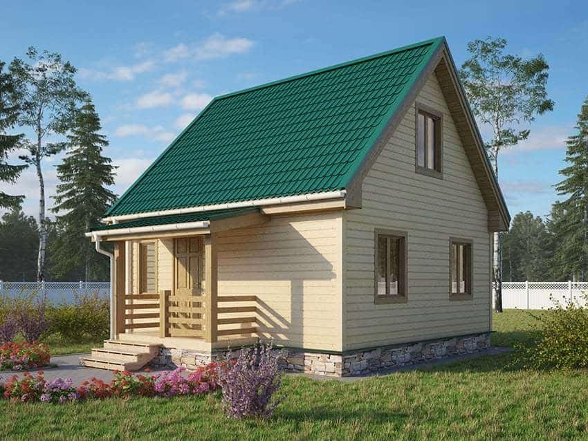 Строительство частных домов: виды, плюсы и минусы, этапы