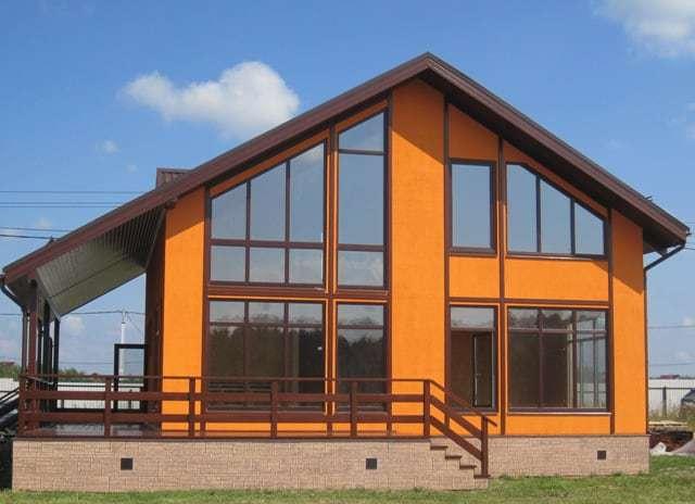 Что включает в себя реконструкция каркасного дома