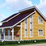 Монтаж каркасных домов: особенности и достоинства