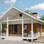 Преимущества строительства каркасных домов под ключ