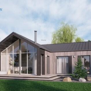 Каркасные дома «под ключ»: энергосберегающие технологии и доступные цены