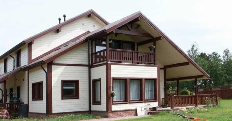 каркасные дома цена
