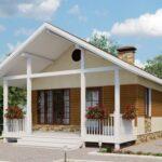 Каркасные дома под ключ: преимущества, особенности, устройство