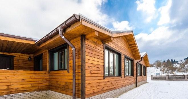 отделка деревянного дома цена