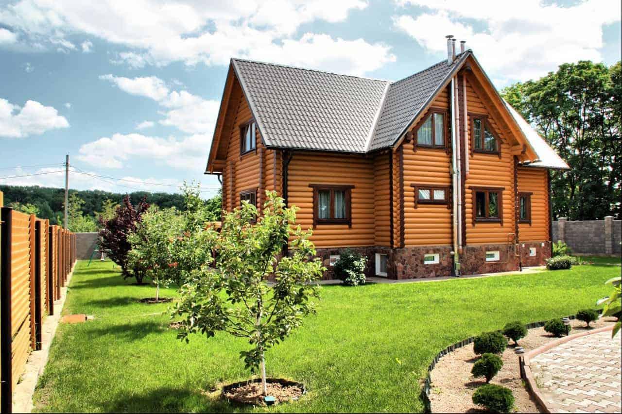 Строительство загородных домов в Московской области