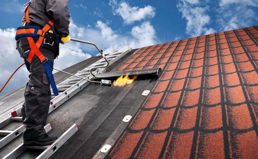 Technology roof repair
