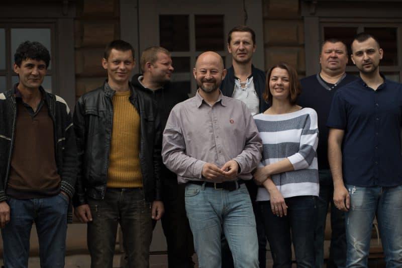 Строительная компания УтКи - крутые специалисты по срубам!