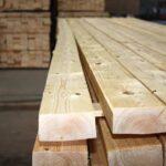 Какие породы деревьев используются в строительстве каркасных домов
