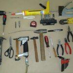 Инструмент, применяемый при каркасном строительстве