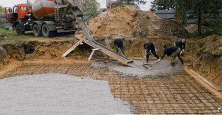 Ready-mix concrete: features of manufacturing, the purpose