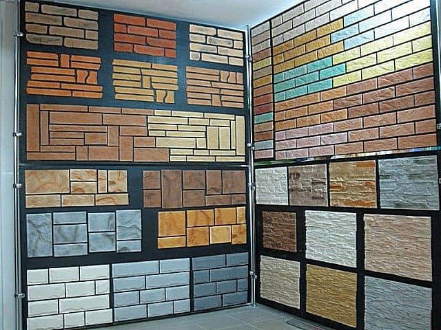 Фасадные панели для каркасного дома