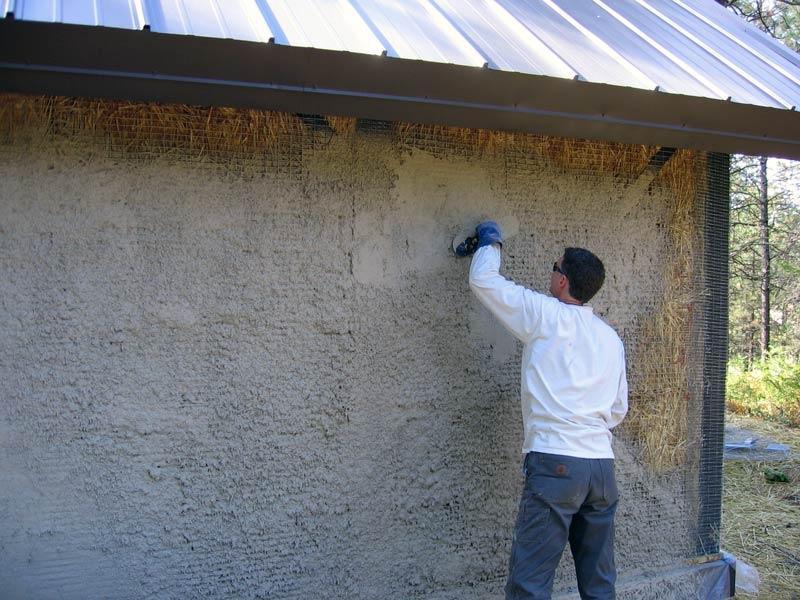 штукатурим фасад дома своими руками