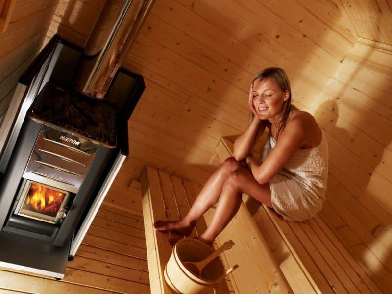 Как выбрать газовую печь для бани или сауны
