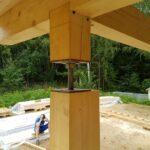 Технический надзор за строительством дачного дома