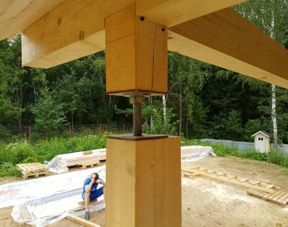 Технадзор за строительством дачного дома