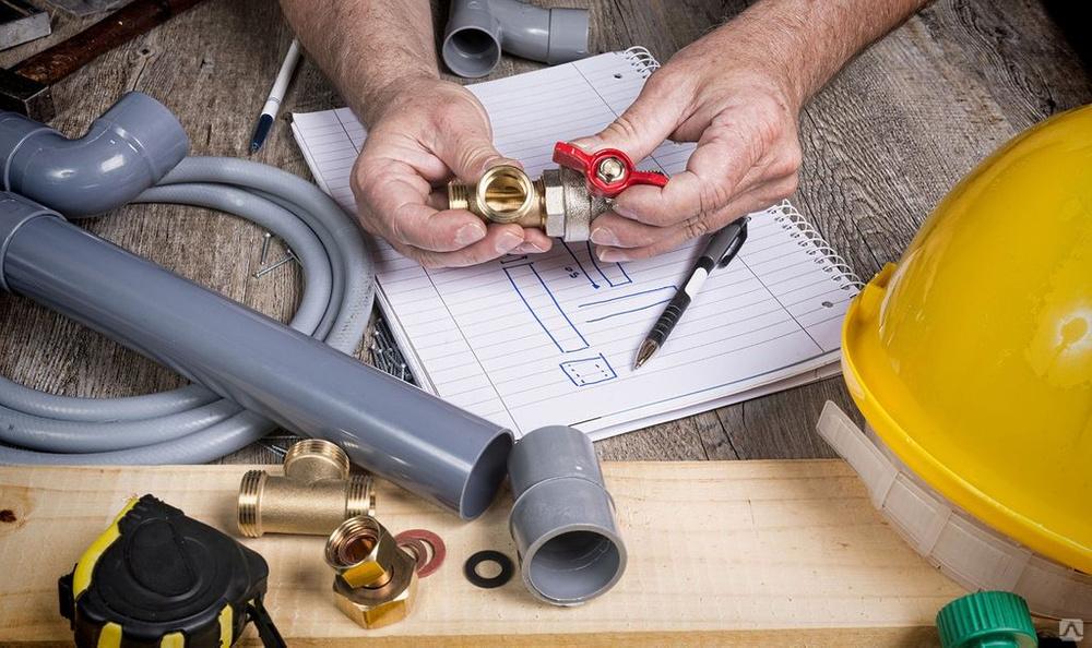 Монтаж, ремонт, обслуживание инженерных систем