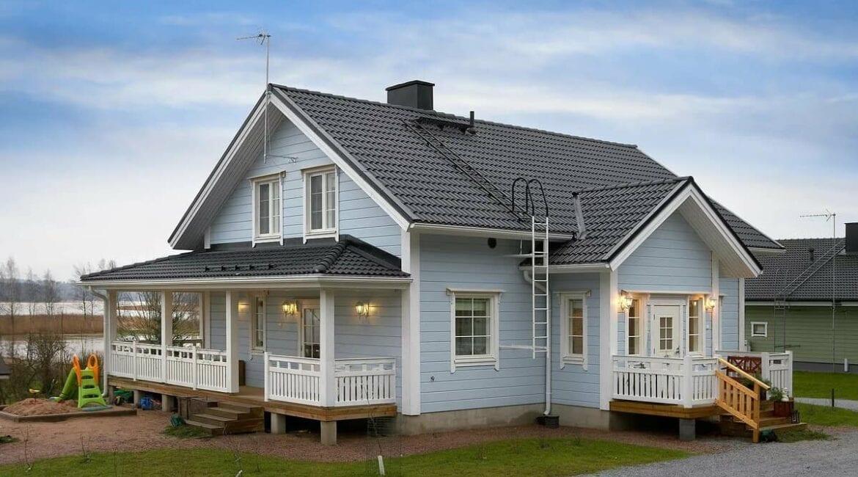 Строение каркасных домов: преимущества и знакомство с технологией