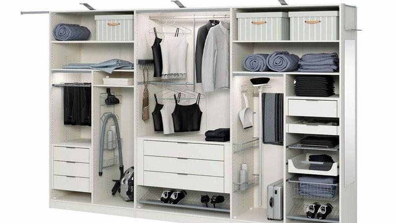 Как спроектировать свой идеальный шкаф для одежды