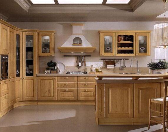 Дизайн кухни в загородном доме. Какой интерьер кухни подойдет?