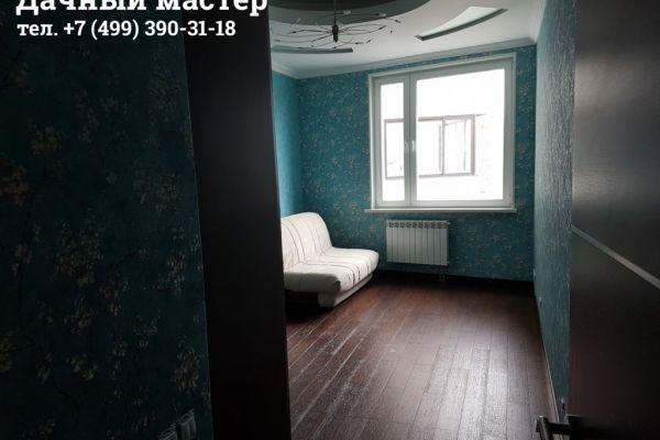 Маленькая комната ПОСЛЕ ремонта
