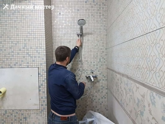Монтаж сантехнического оборудования в санузле